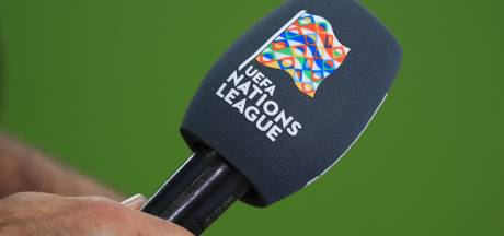Programma en standen Nations League en alle oefeninterlands