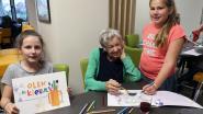Kleurboek helpt kinderen praten over dementie