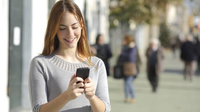 Belg sms't minder, met dank aan WhatsApp en Skype