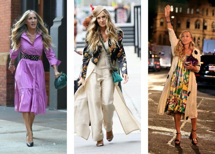 De outfits van überfashionista Carrie Bradshaw worden door fans en fashionista's wereldwijd met argusogen bekeken.