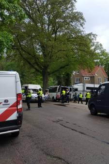 Noodverordening leidt tot rust rond stadion; politie massaal aanwezig na uitschakeling De Graafschap