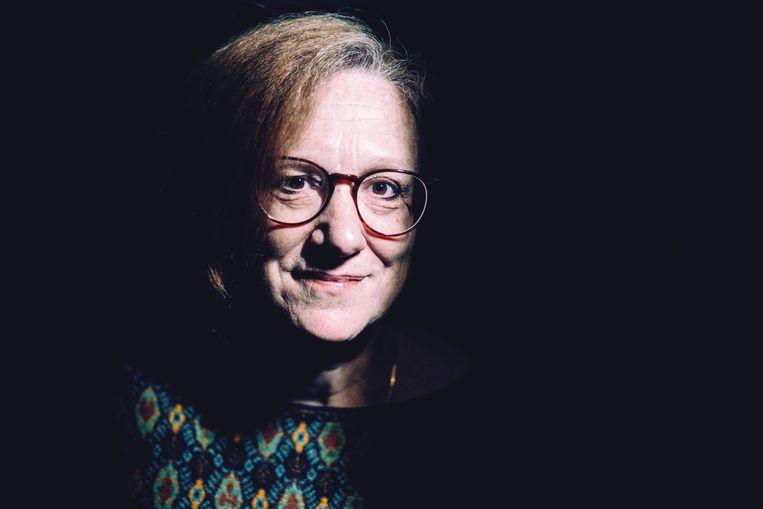 Professor Gita Deneckere. Beeld Stefaan Temmerman