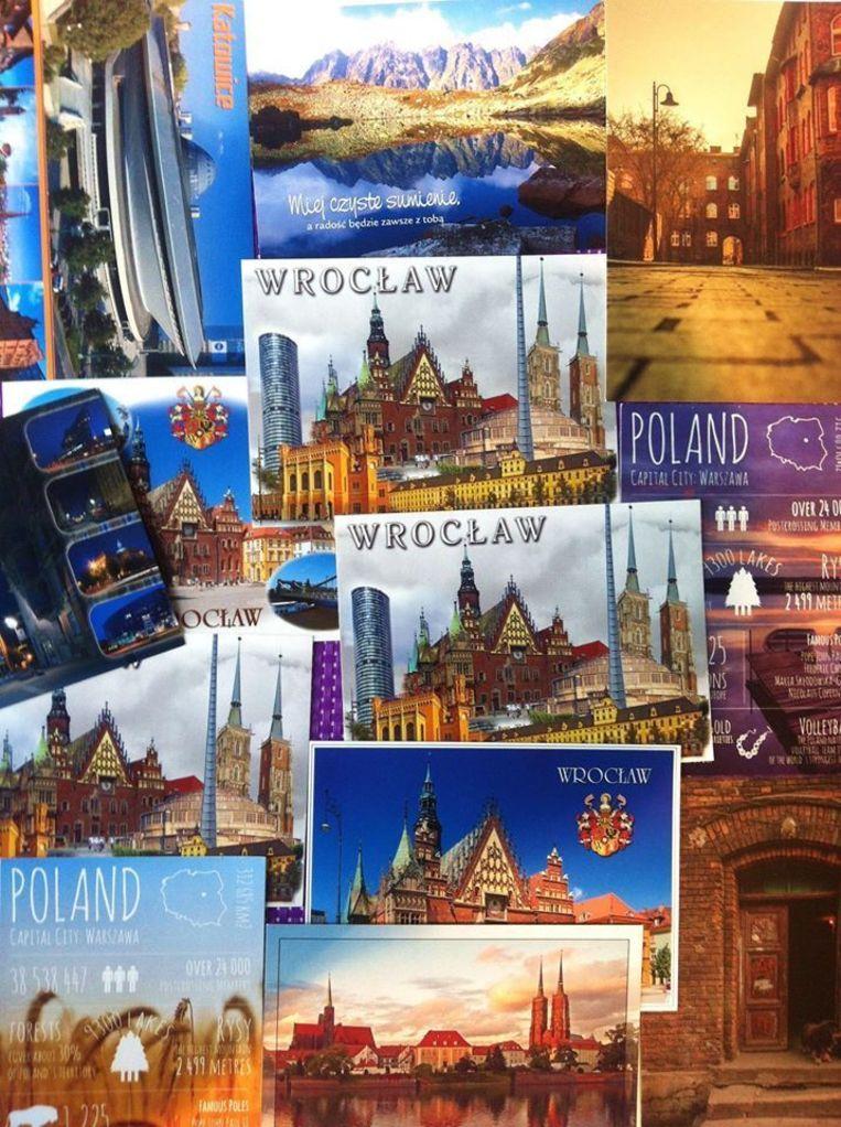 Wroclaw in Polen