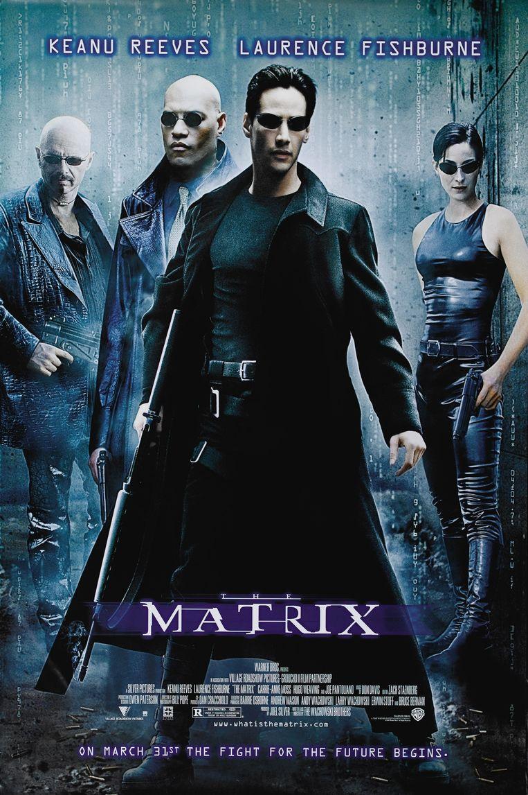'The Matrix'. Beeld RV