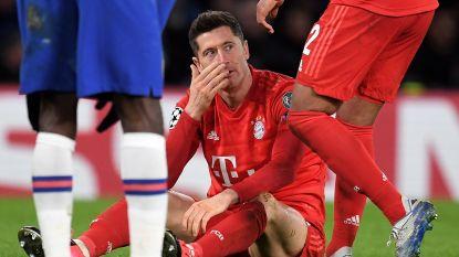 Football talk. Lewandowski maand out met knieblessure - Virton-Beerschot wordt herspeeld: BAS klasseert beroep tegen nietigverklaring