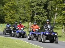 Geef uw mening: haal quads van de weg!