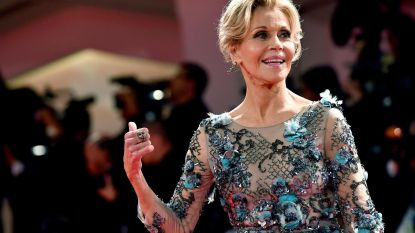 Jane Fonda liet kankergezwel verwijderen van lip