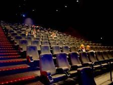 Au cinéma, vous pourrez enlever votre masque uniquement pour boire et manger