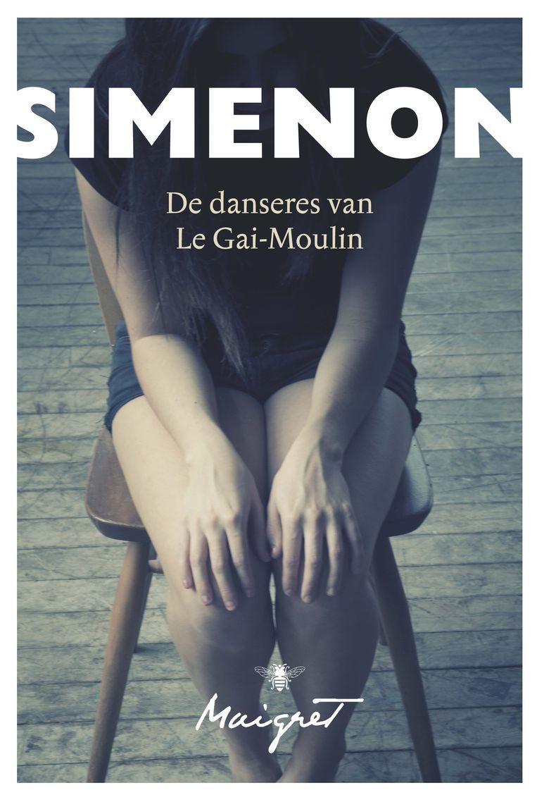 De danseres van Le Gai-Moulin. Beeld Boekcover