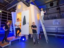 Grootste escaperoom van de wereld Scapetown geopend op Strijp-S in Eindhoven