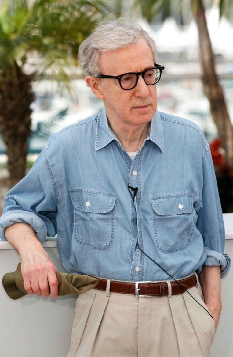 Woody Allen. Beeld null