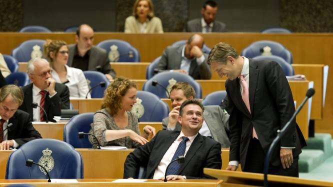 Barometer: SP stijgt naar 28, VVD nog grootste met 32 zetels