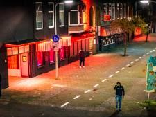 Ook raambordelen en seksclubs in Den Haag gaan komende twee weken dicht