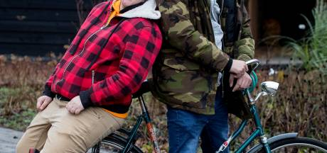 Michelle zet zinnen op sponsortocht én e-bike voor onderzoek naar autisme