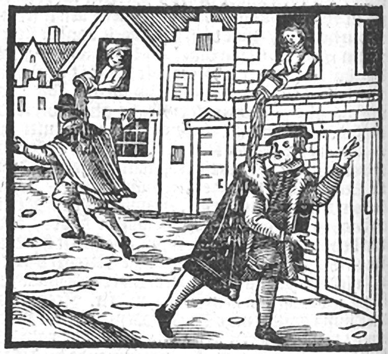 Anoniem: illustratie uit Pracktycke in Crimineele Saecken (1618, Rotterdam). Bijzondere Collecties, Universiteit van Amsterdam. Beeld
