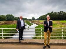 Hoog water in Twente voorkomen, met hulp van de Duitse buren: 'Geven en nemen'