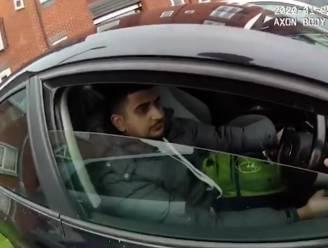 Bodycam filmt hoe cannabisgebruiker (18) agent meesleurt aan raam