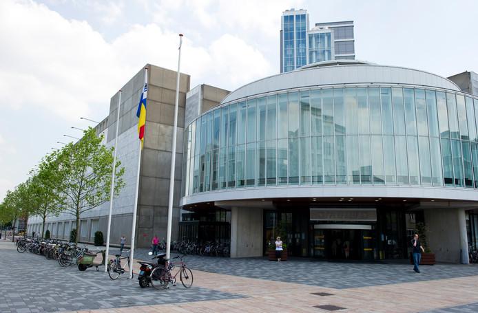 2010-06-24 00:00:00 ALMERE - Stadhuis van Almere.ANP  XTRA LEX VAN LIESHOUT