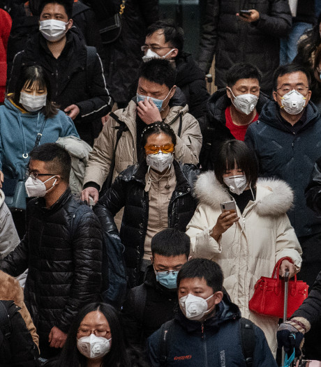 Onrust in China neemt toe: vijfde miljoenenstad op lockdown vanwege coronavirus