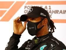 Hamilton toujours incertain pour le GP d'Abou Dhabi