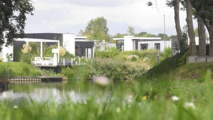 Een van de oorzaken is de prijsontwikkeling van een verblijf in een bungalowpark.