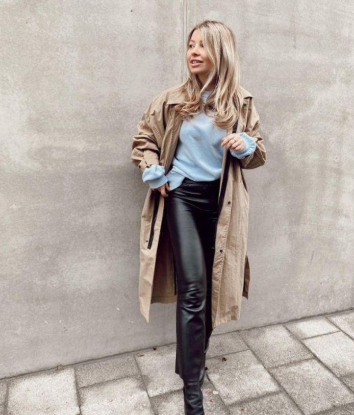Influencer Elien Migalski (31).