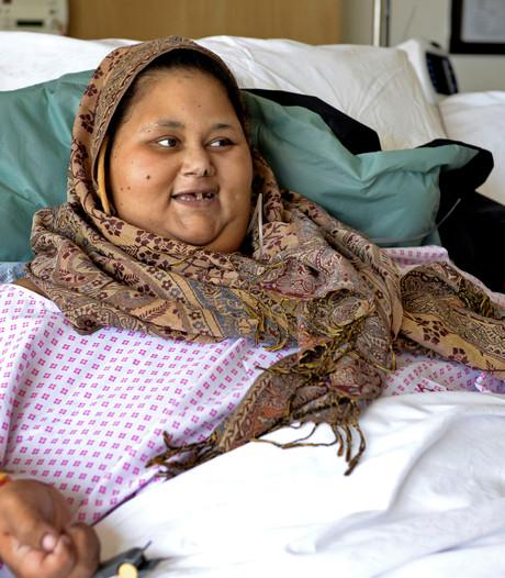 'Zwaarste vrouw ter wereld' (37) overleden