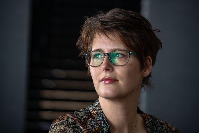 Nathalie Roffel, 40 jaar.
