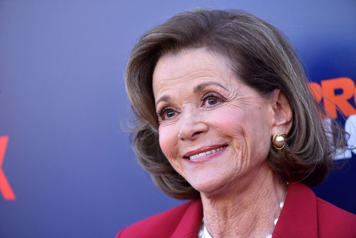 (FILES) In this file photo taken on May 17, 2018 Actress Jessica Walter attends the Netflix Arrested Development Season 5 Premiere in Los Angeles, California. - US actress Jessica Walter died on March 24, 2021 at the age of 80, US media reported on March 25, 2021. (Photo by LISA O'CONNOR / AFP)