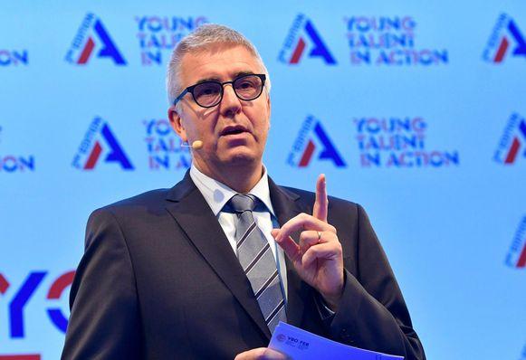 Pieter Timmermans, gedelegeerd bestuurder van het Verbond van Belgische Ondernemingen (VBO).