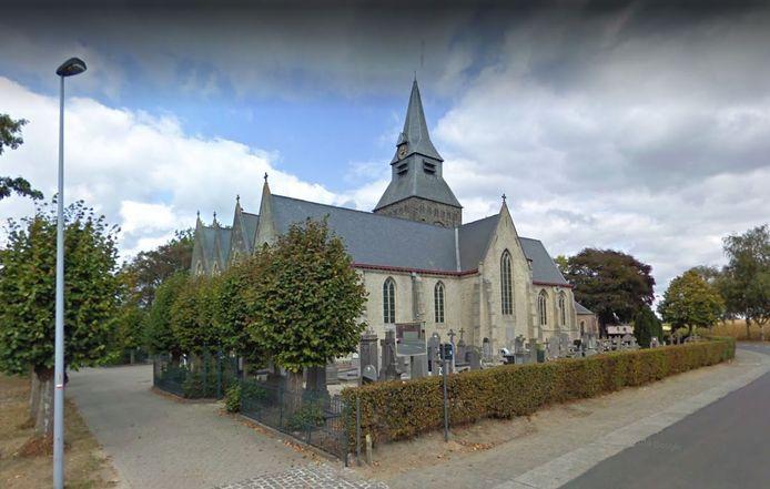 Sint-Martinuskerk in Haringe.