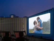 Un nouveau cinéma en plein air à Tour&Taxis