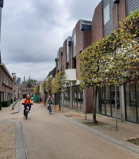 Niet alleen maar 'klagen', bewoners dwaalgebied komen zelf met alternatieve locatie voor fietsenstalling