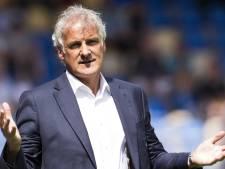 Fred Rutten weg als trainer Vitesse