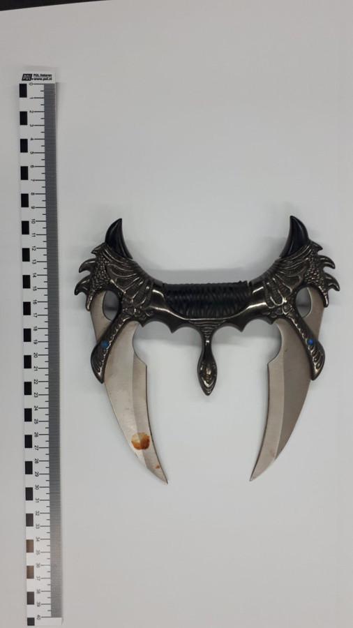 De politie wil dit wapen op de lijst van verboden wapens hebben.