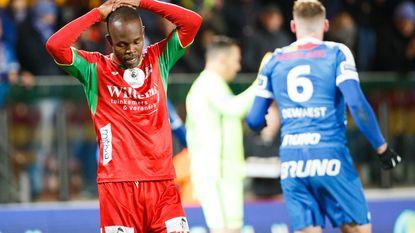LIVE: Oostende gaat op zoek naar gelijkmaker, Genk houdt voorlopig stand (0-1)