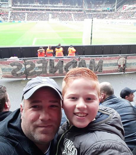 Aanhang PSV verdeeld over rookverbod in stadion