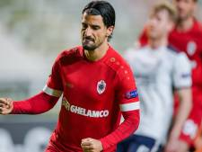 Un dernier pas vers la sortie: Refaelov ne s'entraîne même plus avec l'Antwerp