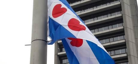 Brabantse boeren laten Friese vlag wapperen