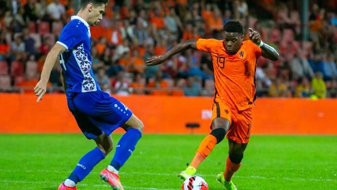 PEC-aanwinst Daishawn Redan kan niet wachten om in Zwolle te beginnen. 'En dan direct knallen tegen Ajax'
