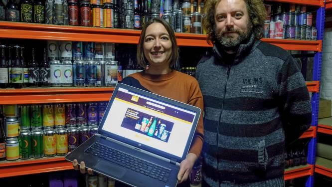 """Nieuwe webwinkel biedt 470 soorten bier van over heel de wereld aan: """"We verkopen klassiekers, maar daarnaast heel wat minder bekende bieren"""""""