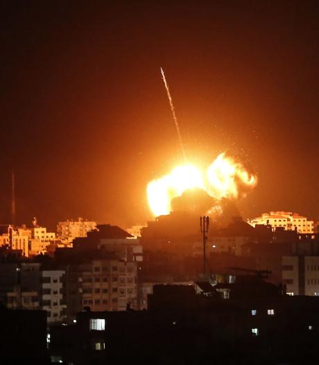 Vergeldingsactie Israël: kantoor Hamas-baas verwoest bij luchtaanval