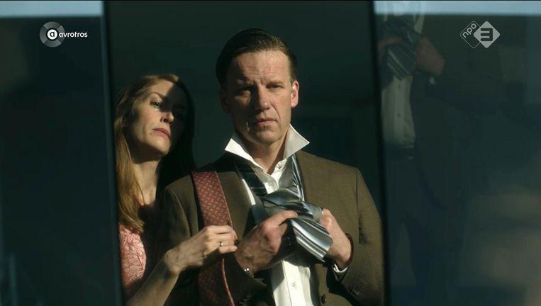Zelfs Frank Underwood verbleekte naast de meedogenloze Morten. Beeld screenshot