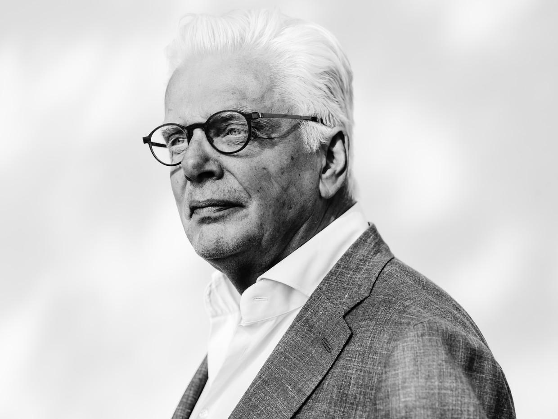 Jan Slagter  Beeld Frank Ruiter