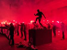 De foto die bijna alles zegt over de betekenis van 'Skiete Willy' voor PSV