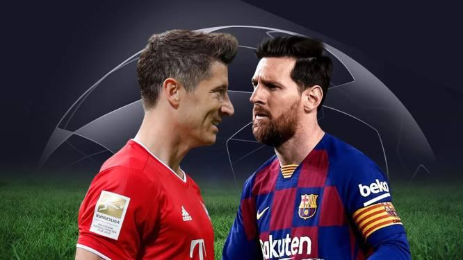 """De waanzinnige stats van Lewandowski versus Messi: """"Ik zou petitie starten om de Ballon d'Or toch uit te reiken"""""""