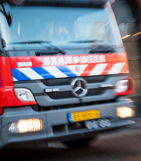 Brandlucht in huis door pannetje op het vuur: bewoner gereanimeerd
