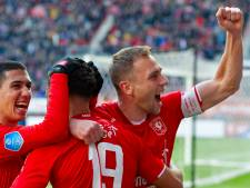 Xandro Schenk nog een jaar langer bij FC Twente