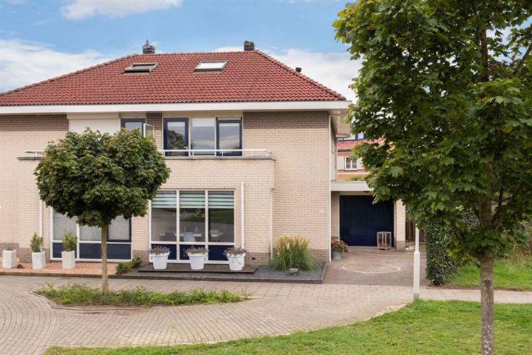 Een huis dat te koop staat in Arnhem. Beeld Funda