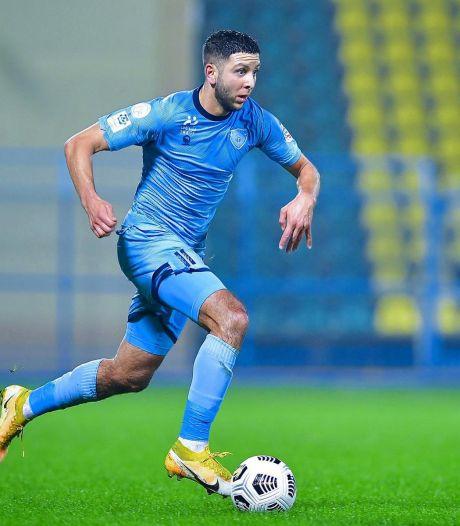 Meer dan een poenschepper: oud-PSV'er Mohamed Rayhi is dolgelukkig met zijn avontuur in Saoedi-Arabië